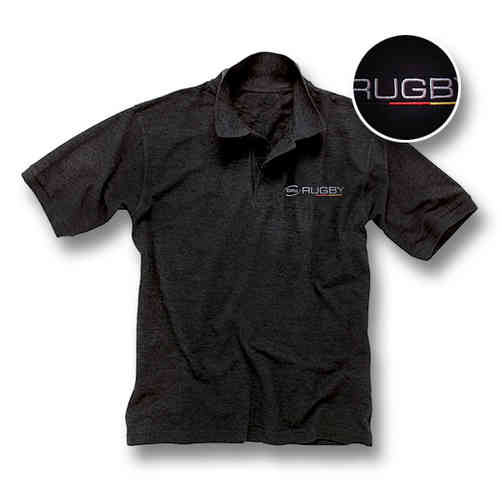 "Polo-Shirt ""DRV OFFICIAL"" (schwarz)"