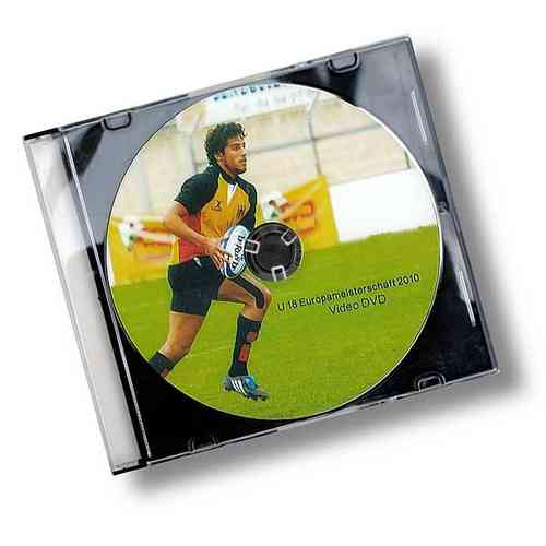 "Video DVD ""U18 EM 2010"""